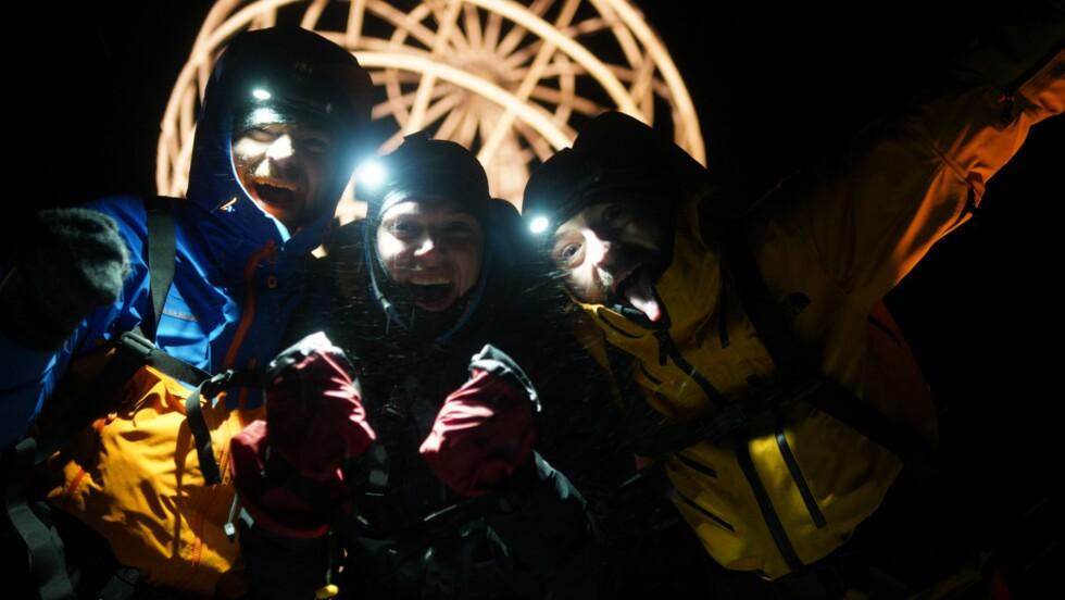 Traversée de la Laponie en pleine nuit polaire : mission réussie pour le trio des Engagés !