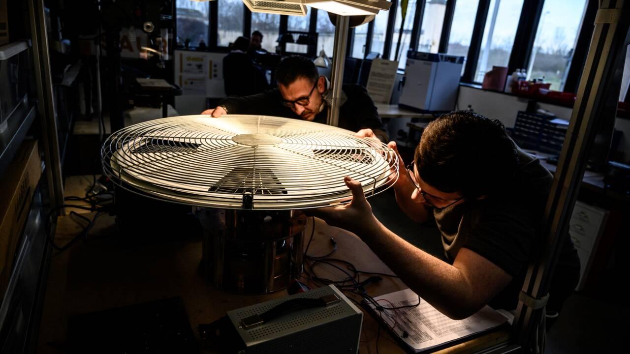 Une start-up de l'Yonne invente un moteur solaire durable sans électronique