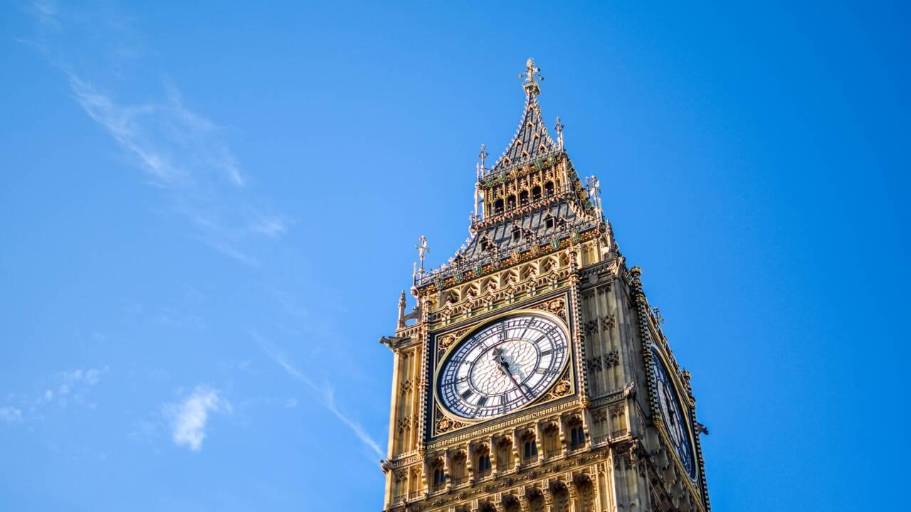Londres : Big Ben peine à retrouver sa splendeur