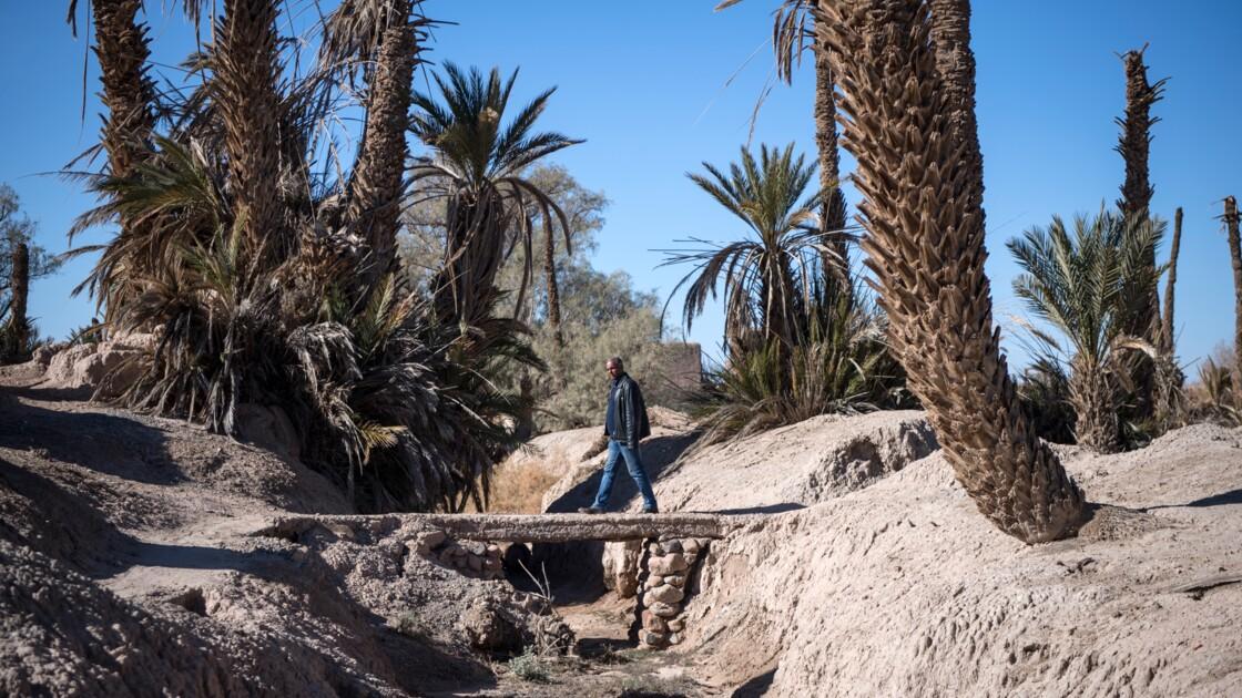 Le risque de sècheresse inquiète le Maroc