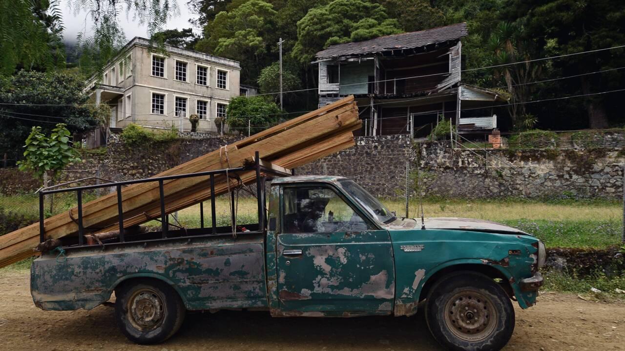 Les plaies toujours ouvertes de la mine d'or de la forêt hondurienne