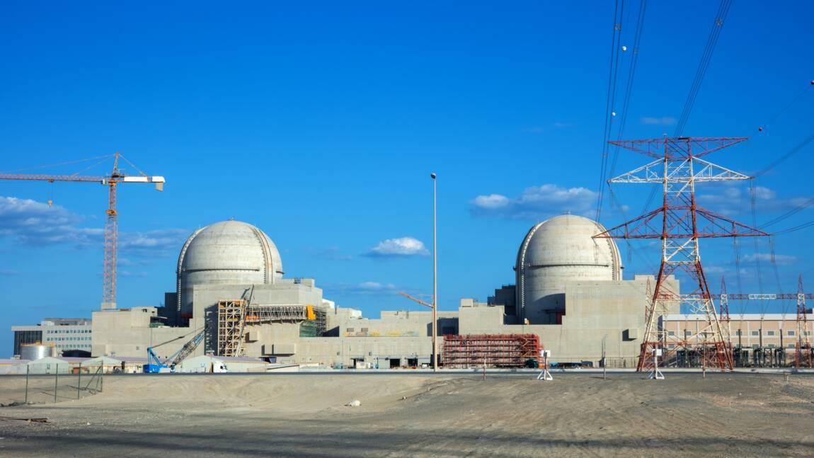 Les Emirats démarrent la première centrale nucléaire arabe