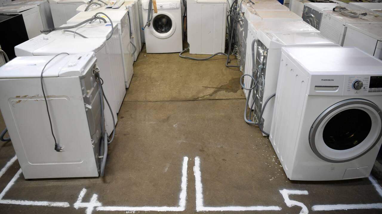 Des filtres à microplastiques d'ici 2025 sur les machines à laver
