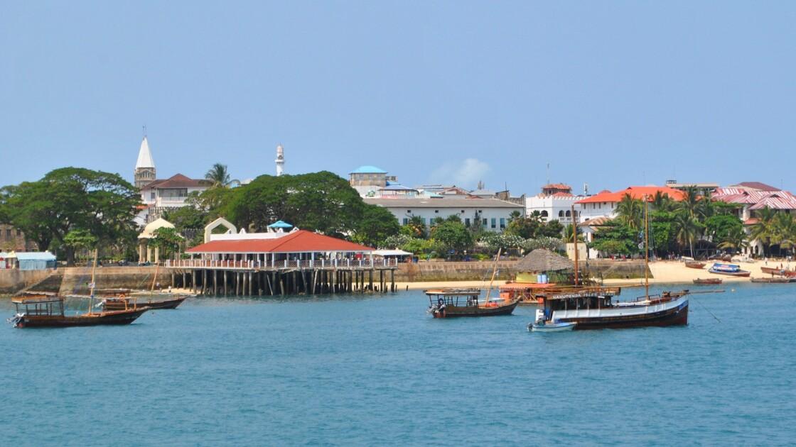 Echappée merveilleuse à Zanzibar en trois étapes
