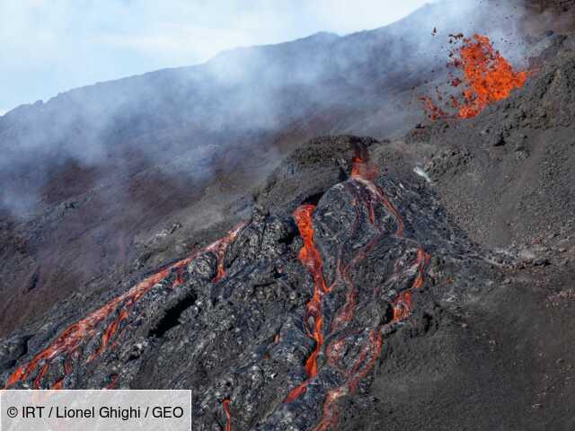 Piton de la Fournaise : retour en images sur la première éruption de l'année du volcan réunionnais