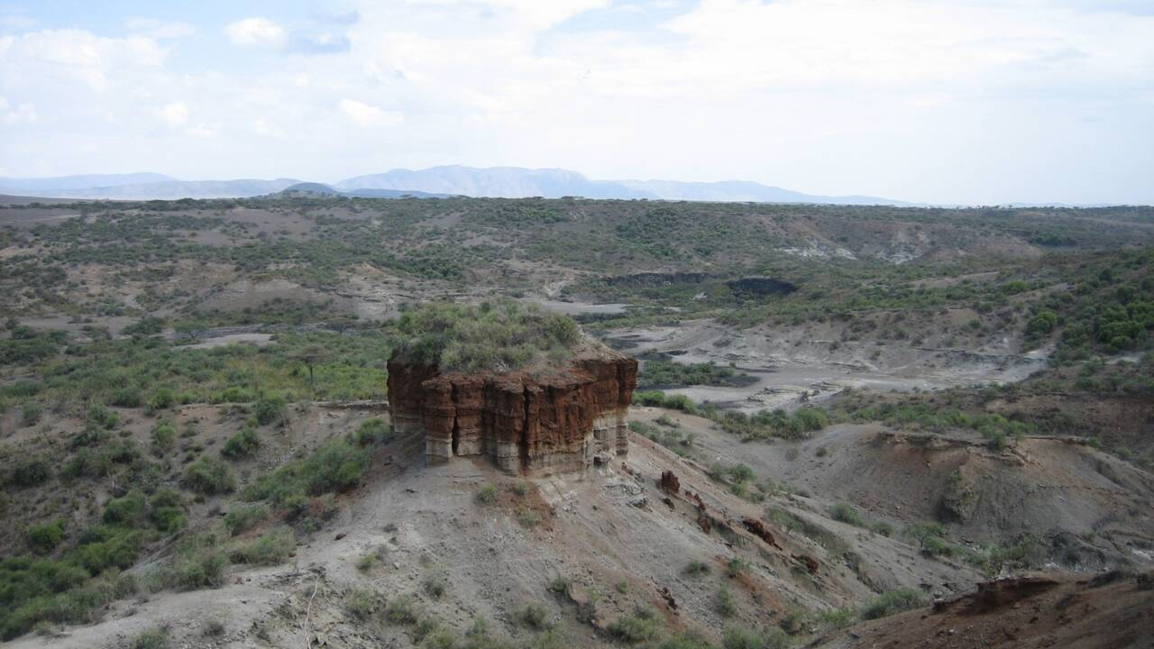 Tanzanie : Olduvai, l'autre berceau de l'humanité