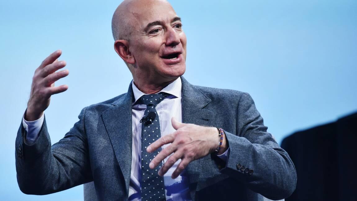 """Jeff Bezos crée un fonds """"pour la Terre"""" doté de 10 milliards de dollars"""