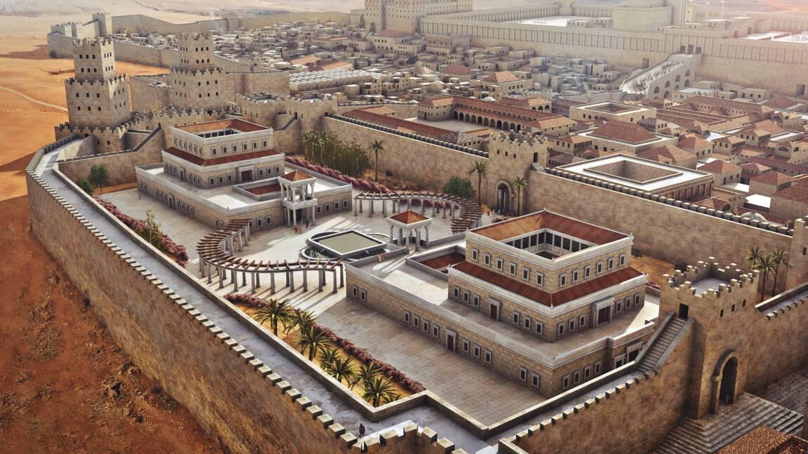Jérusalem au temps des splendeurs d'Hérode