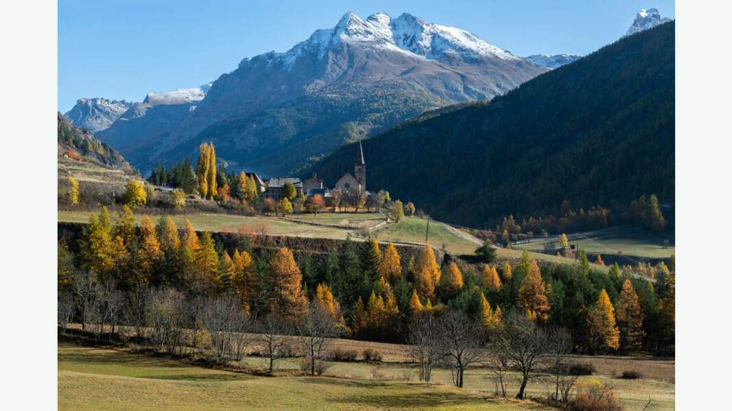 Saint-Paul-sur-Ubaye, Alpes-de-Haute-Provence