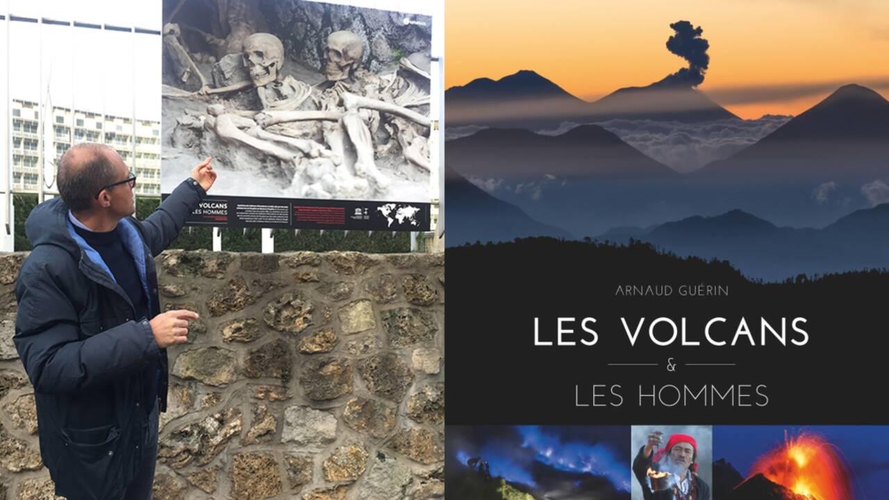 """""""Les volcans et les hommes"""", une magnifique expo photo à découvrir sur les grilles de l'UNESCO"""