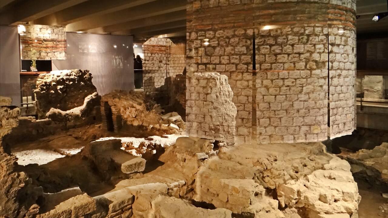 Notre-Dame de Paris: la crypte archéologique devrait rouvrir fin mars
