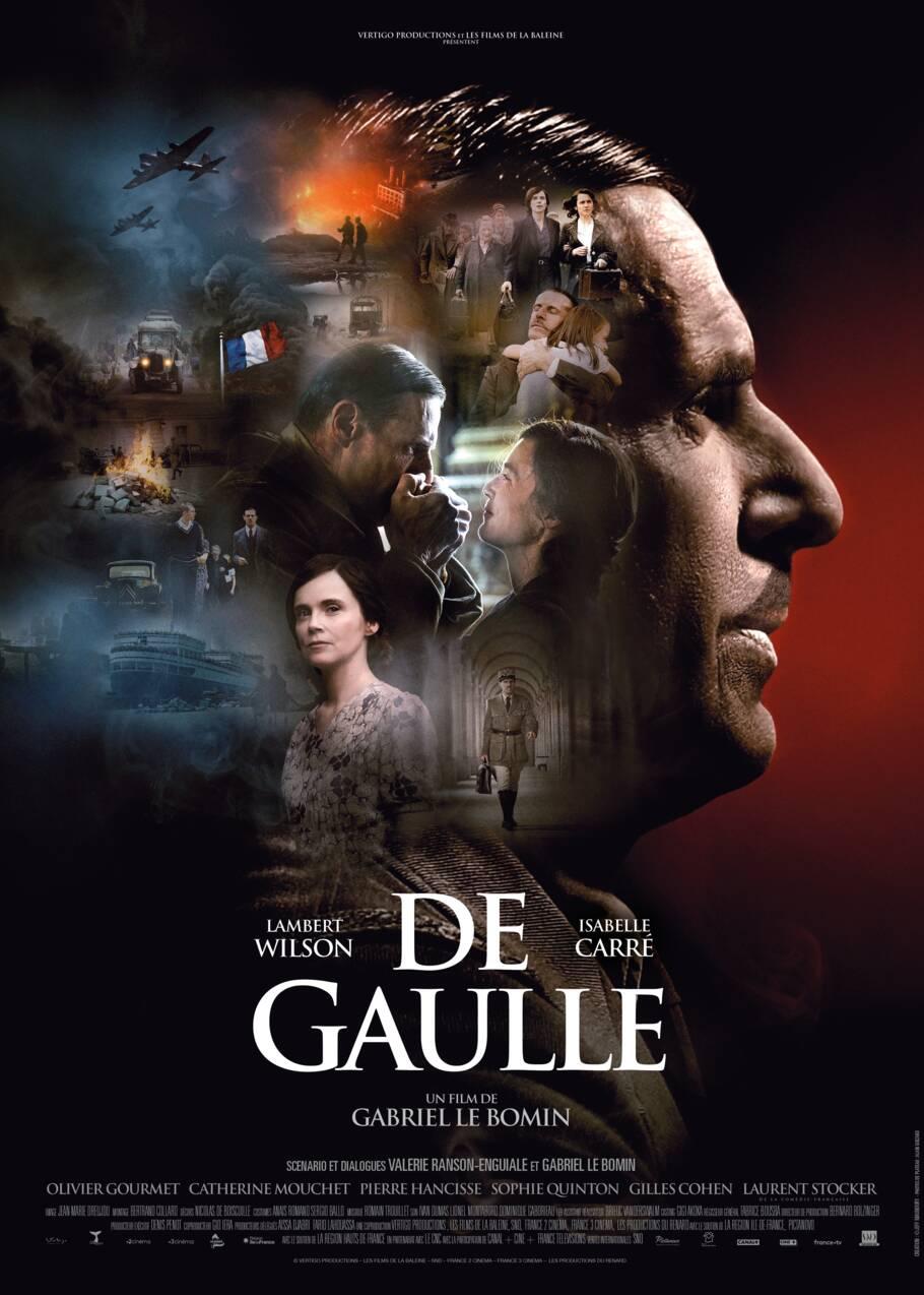 """""""De Gaulle"""", l'appel d'un grand film"""