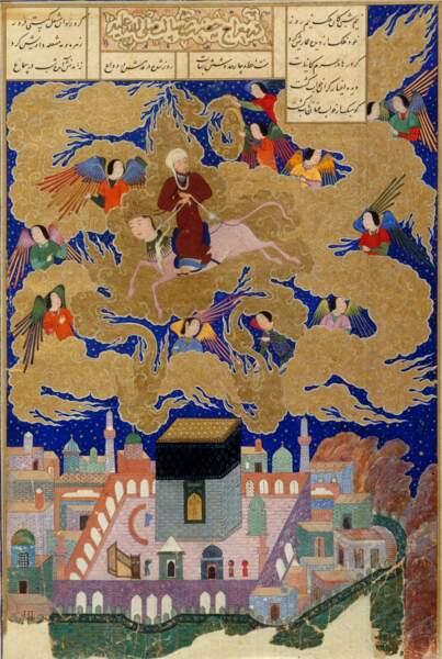 Un sanctuaire pour Mahomet