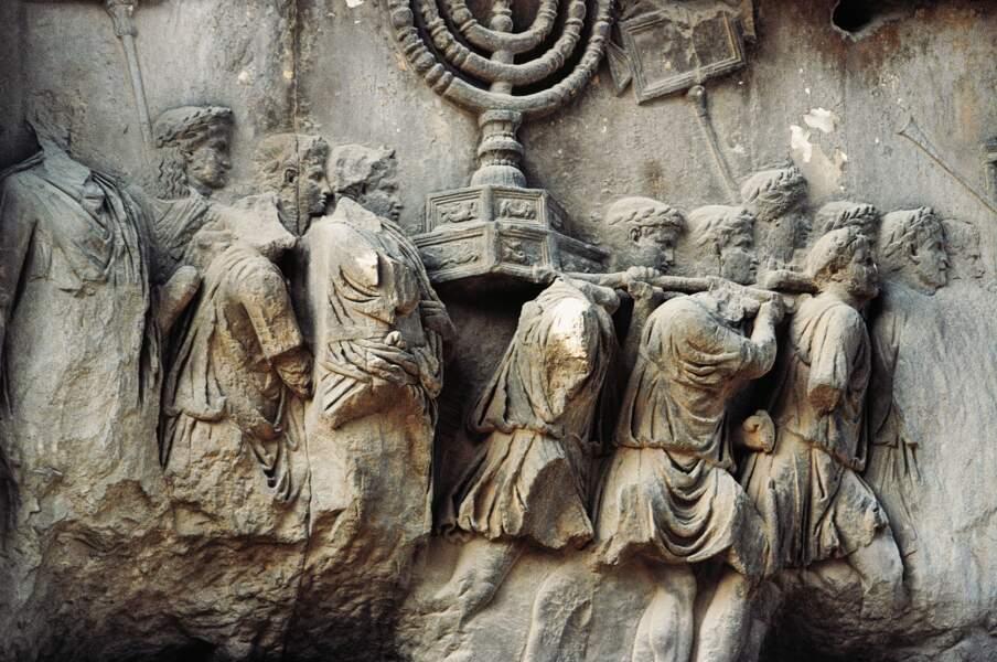 Une relique du temple subtilisée