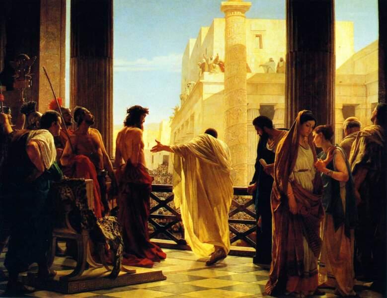 Et Jésus fut condamné à mort...