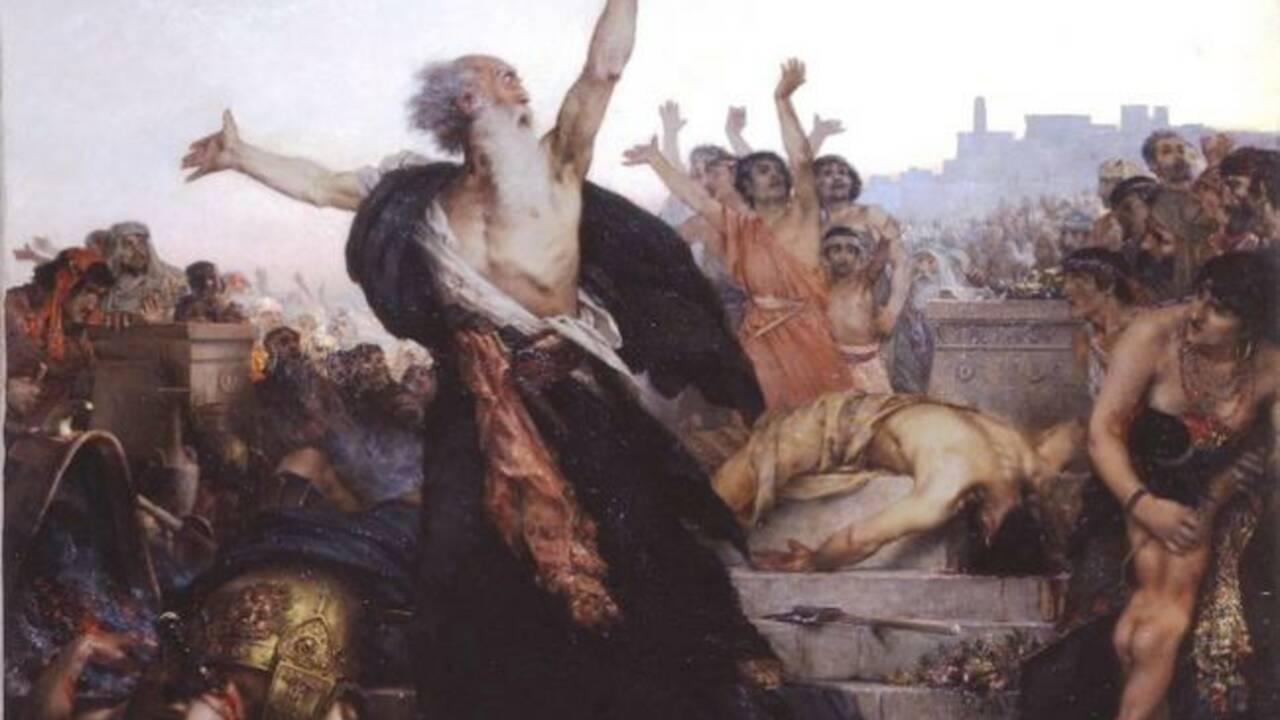 Juifs contre Juifs : retour sur la révolte des Maccabées