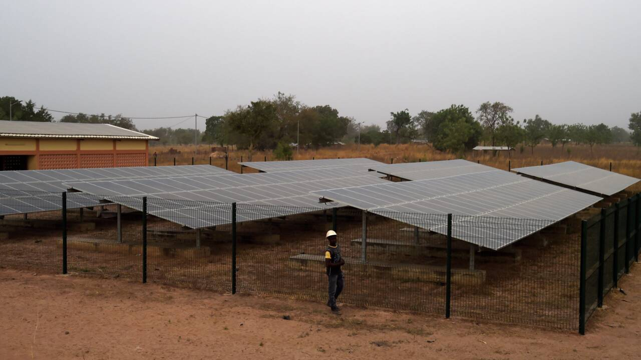 Le Togo mise sur le solaire pour éclairer ses habitants