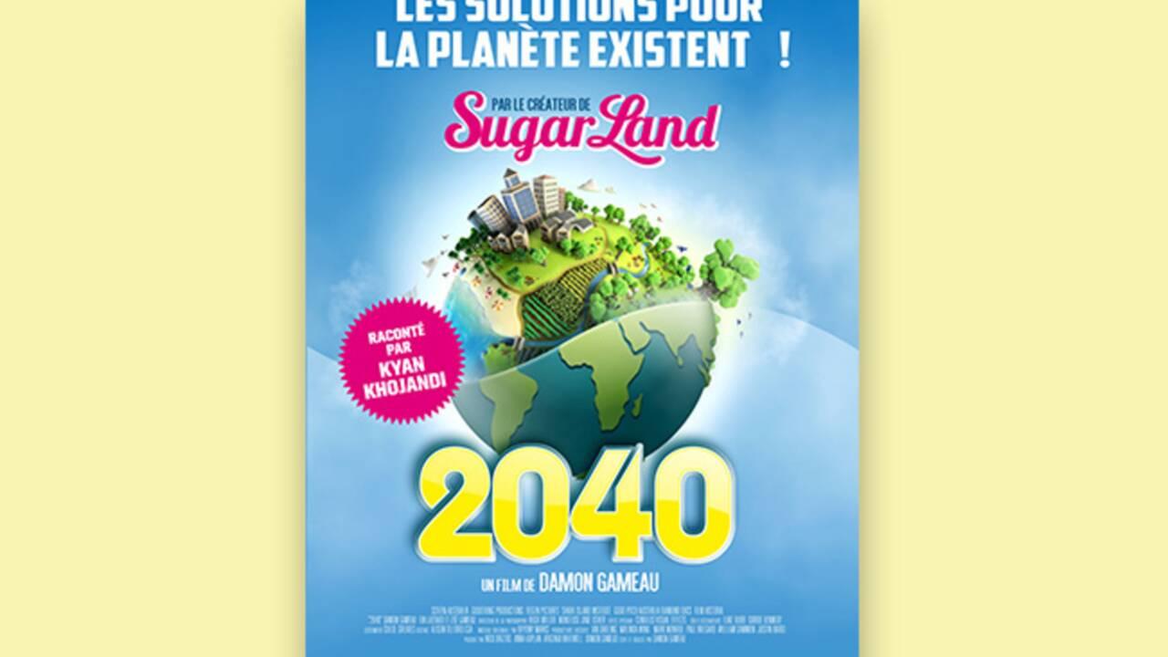 2040, le documentaire qui rend optimiste sur l'avenir de la planète