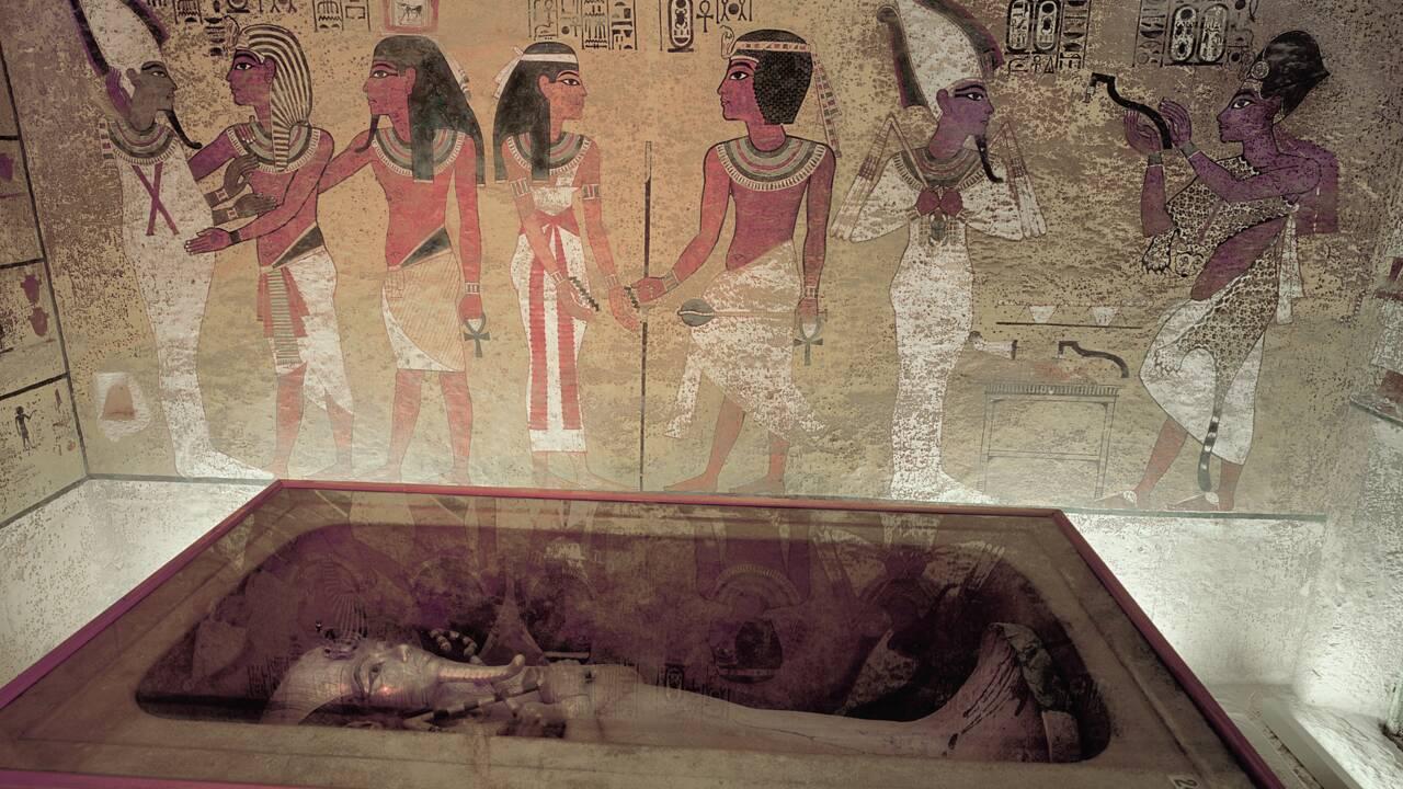 Néfertiti dans le tombeau de Toutankhamon ? Des archéologues relancent le débat