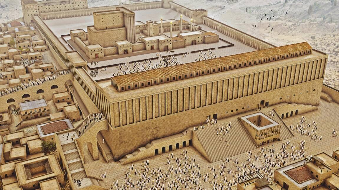 Jérusalem : dans les coulisses de la construction du nouveau Temple