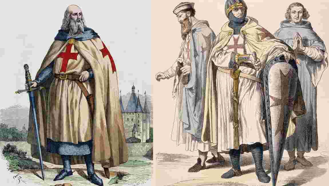 Les templiers, ces moines-soldats tout-puissants