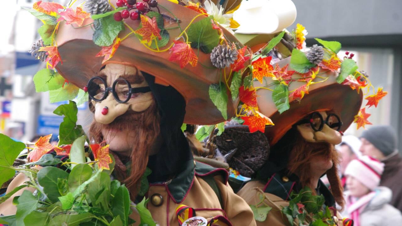 Accusé d'antisémitisme, un carnaval belge persiste dans la controverse