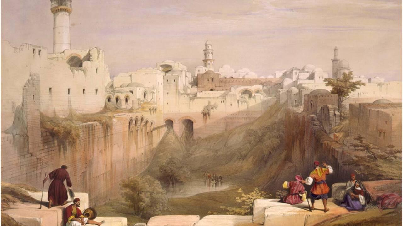 Jérusalem et l'orientalisme : la nostalgie d'une cité fantasmée