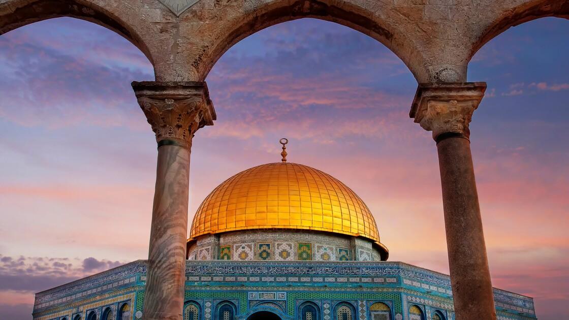 Jérusalem au temps du califat