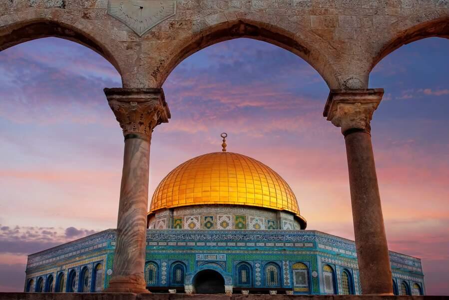Lieu saint de l'islam sunnite