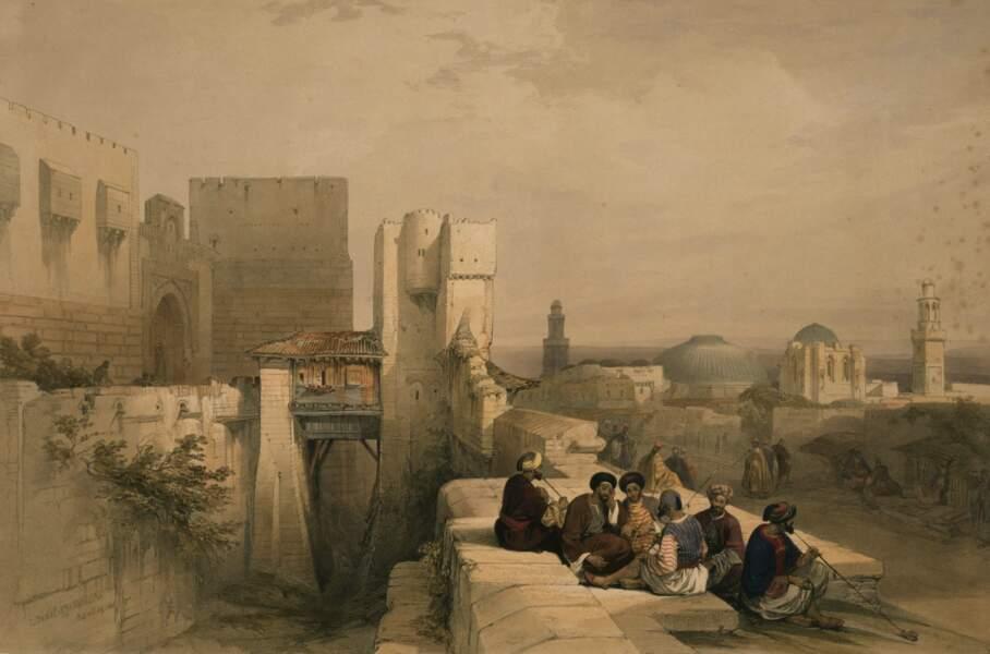 Jérusalem, 1841