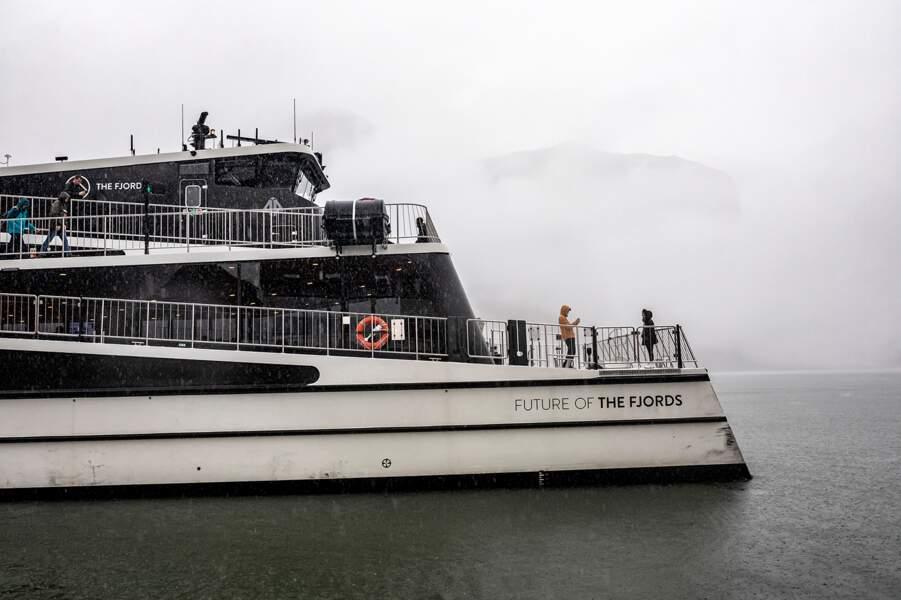 Les gaz à effet de serre bientôt bannis des fjords