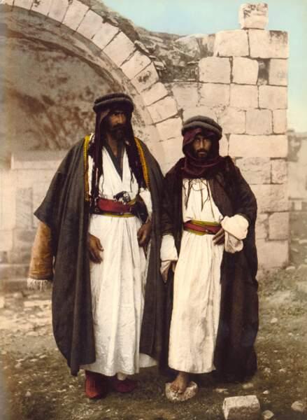Nomades du Sinaï, des croyants venus du désert