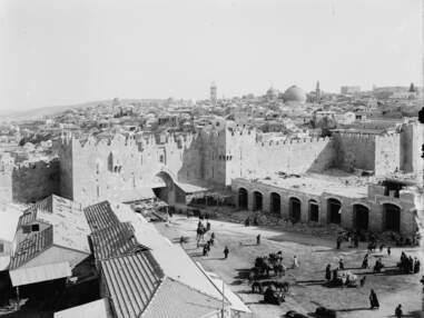 Jérusalem : quand la cohabitation entre les religions était encouragée