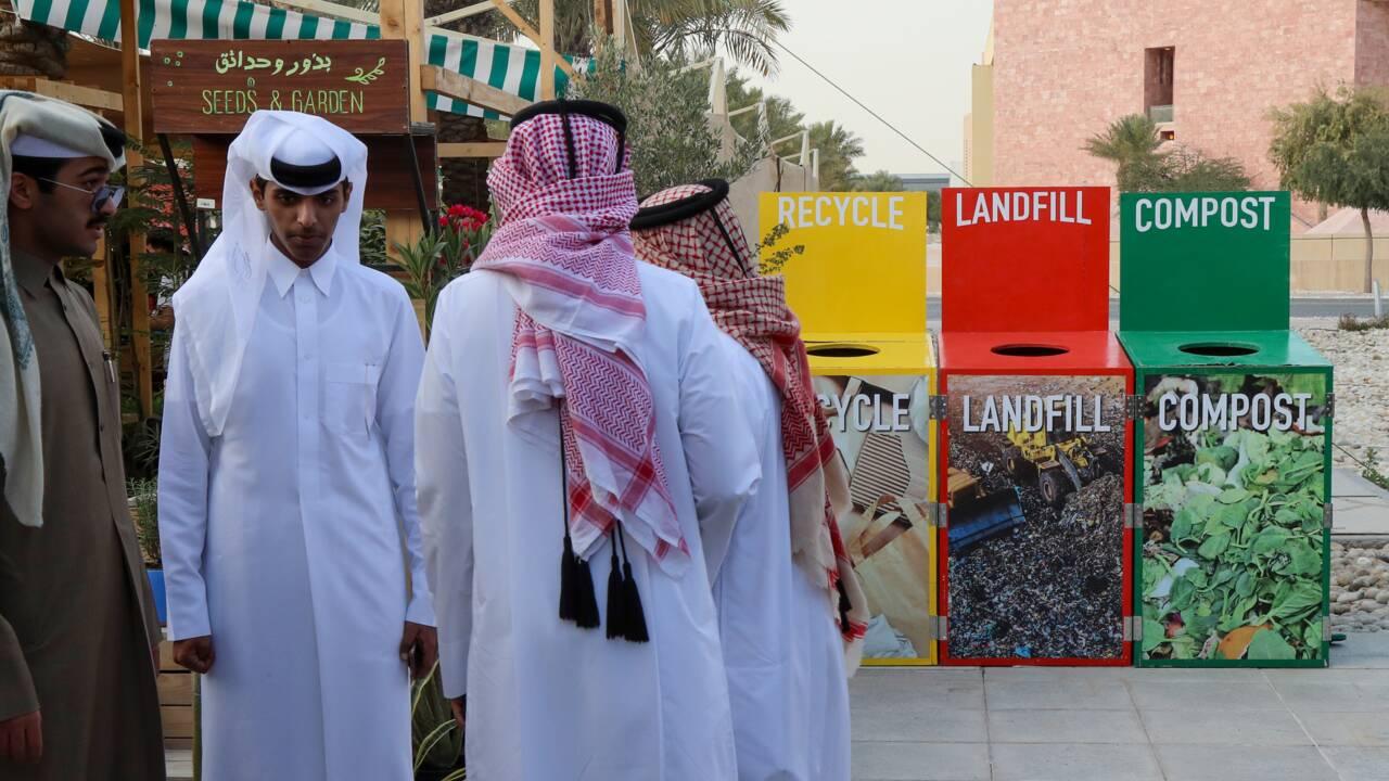A Doha, un marché veut initier les Qataris à une consommation responsable