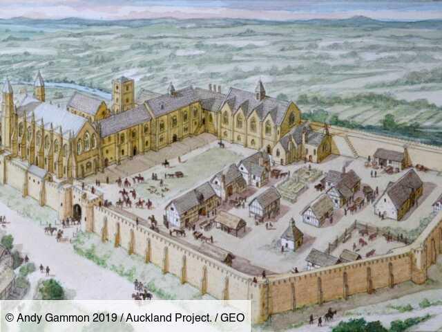 Archéologie : une chapelle médiévale monumentale mise au jour en Angleterre