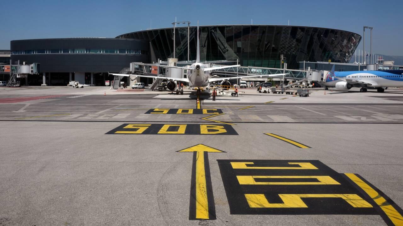 A Nice, âpre bataille pour ou contre l'extension de l'aéroport