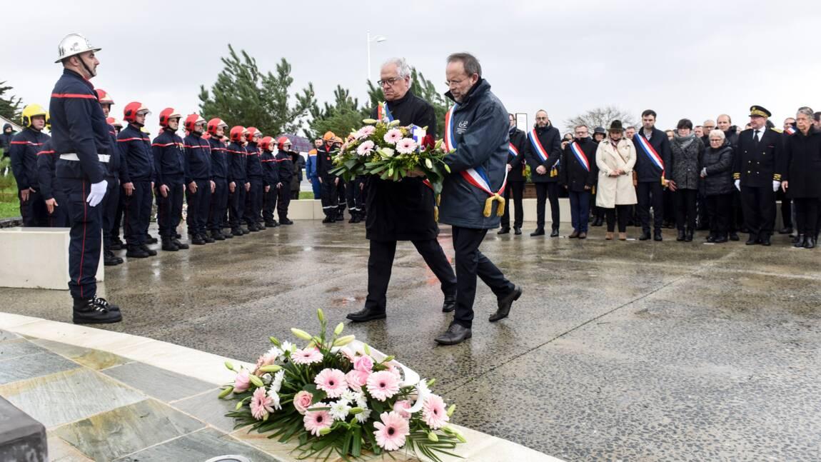 Xynthia: le gouvernement rend hommage aux victimes de la tempête dix ans après