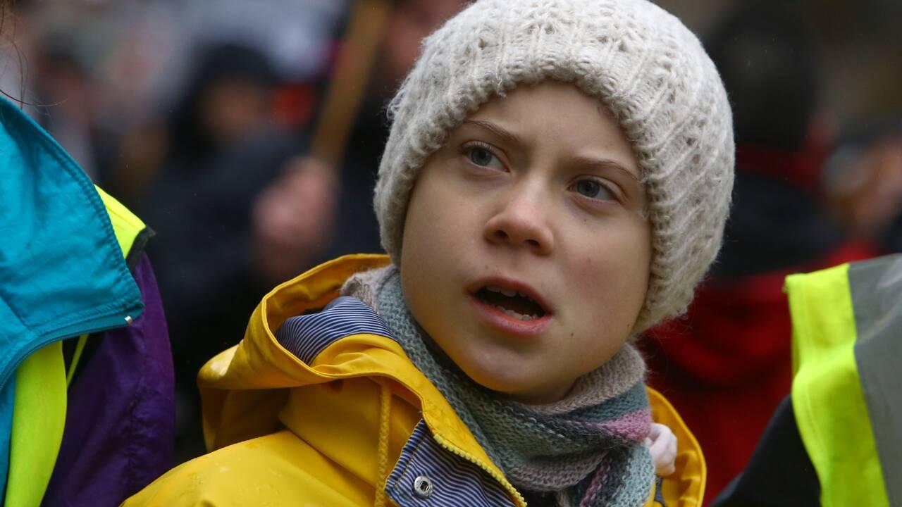 Une entreprise s'excuse pour un autocollant à caractère sexuel visant Greta Thunberg