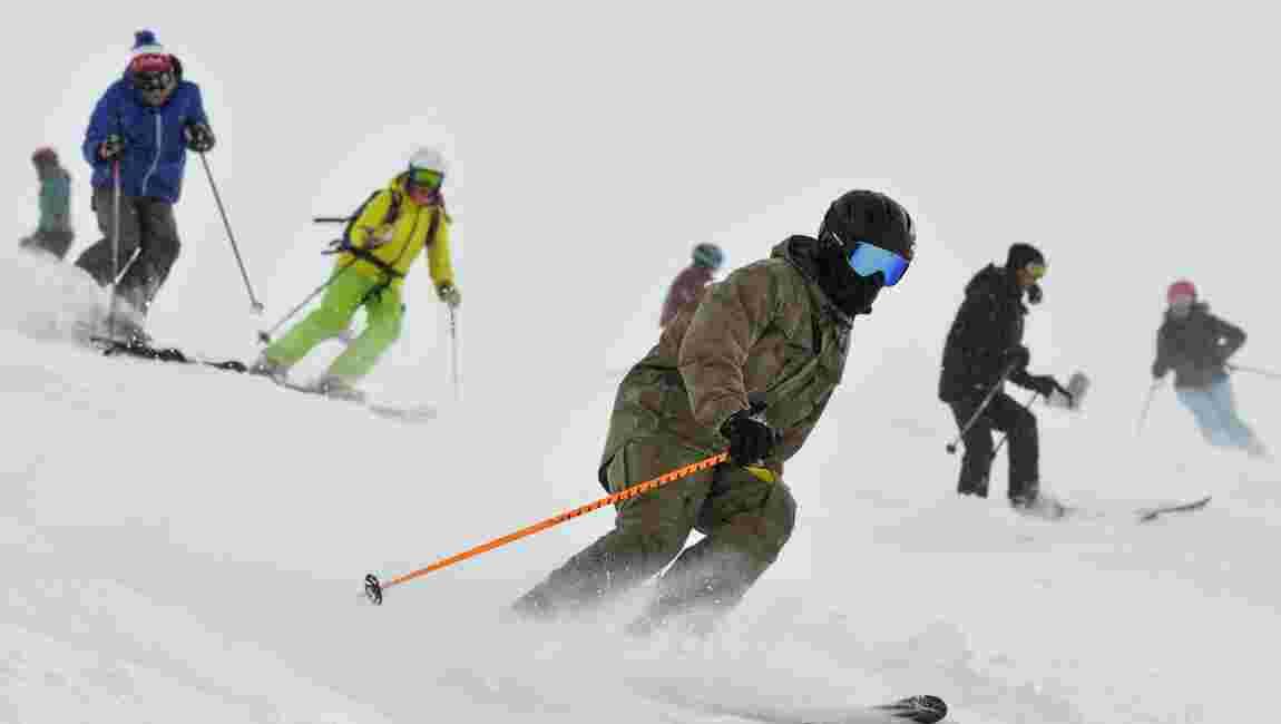 Avalanches: fort risque dans les Alpes, les Hautes-Alpes en vigilance orange