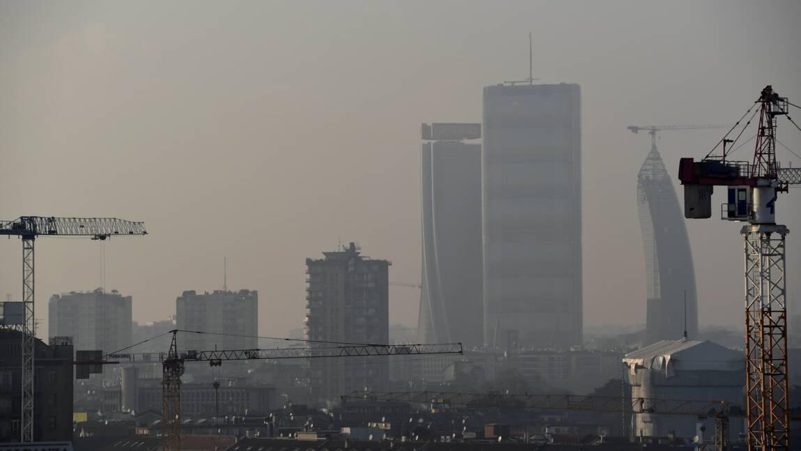 """La """"pandémie"""" de la pollution de l'air réduit l'espérance de vie de 3 ans"""