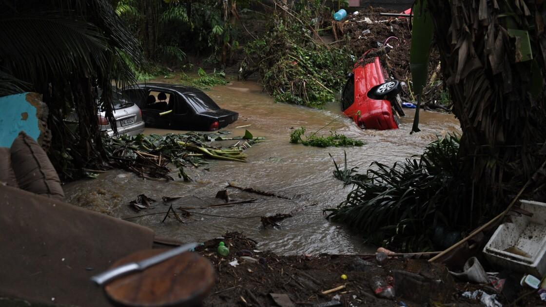 Brésil: des pluies torrentielles font au moins quatre morts à Rio
