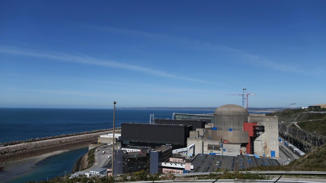 Flamanville 2: redémarrage du réacteur après 23 mois d'arrêt