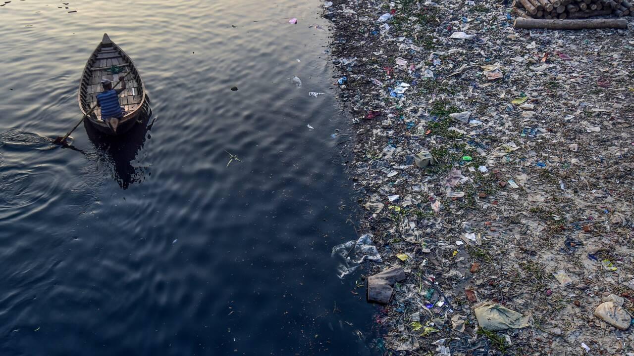 Seuls 10% des plastiques fabriqués dans le monde ont été recyclés