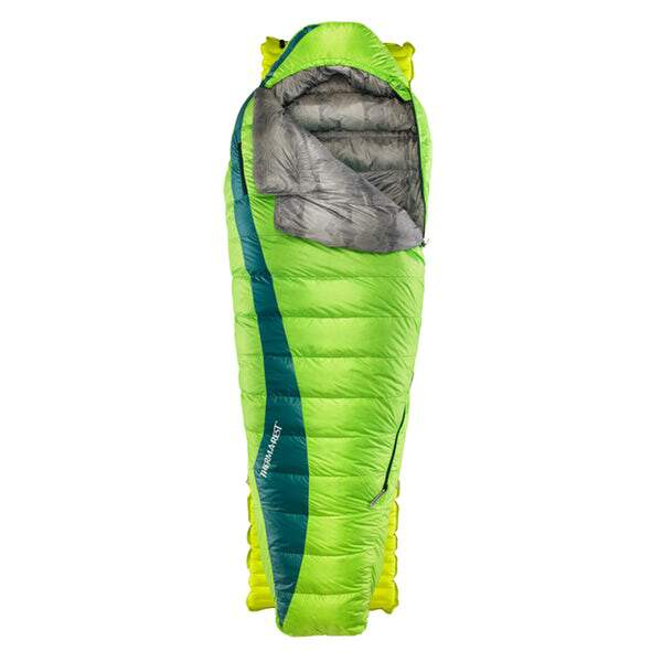 Le Thermarest, Questar HD (0 °C), env. 230 €.