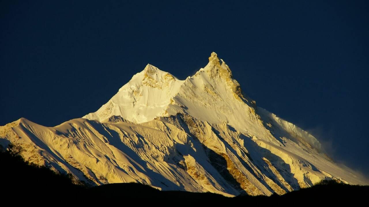"""""""Le jour où j'ai roulé dans l'Himalaya..."""" Le cycliste Stéven Le Hyaric se souvient"""
