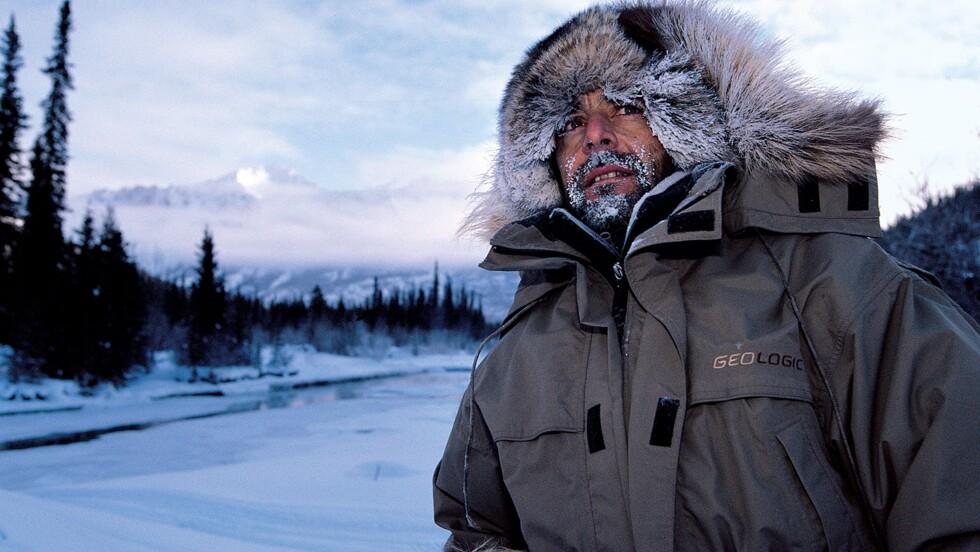 Nicolas Vanier, l'insatiable voyageur du froid