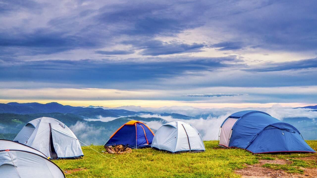 Camping : nos conseils pour dormir tout confort