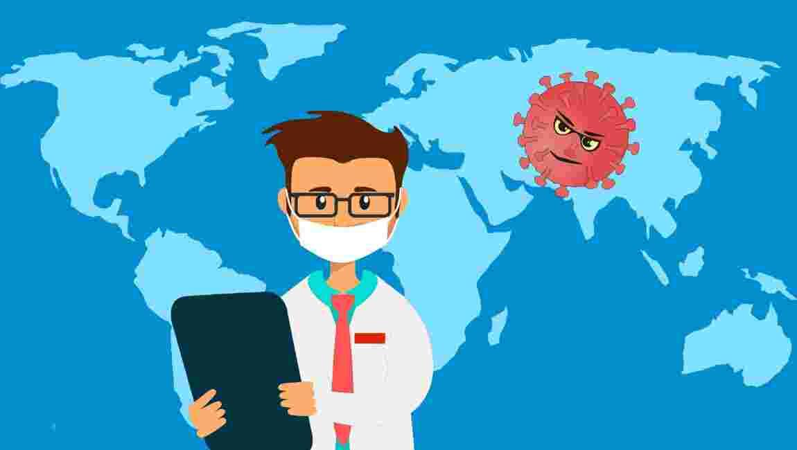 Coronavirus : les virus, une histoire vieille comme le monde