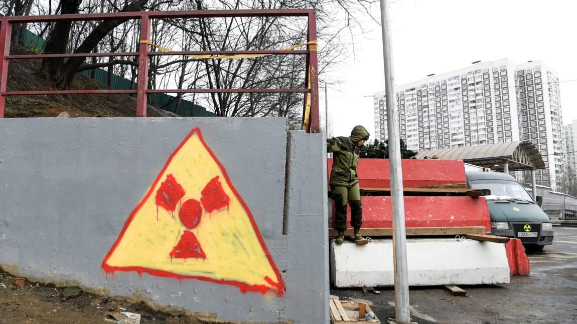 """Des Moscovites se rebellent contre un projet """"fou"""" de route sur un site radioactif"""