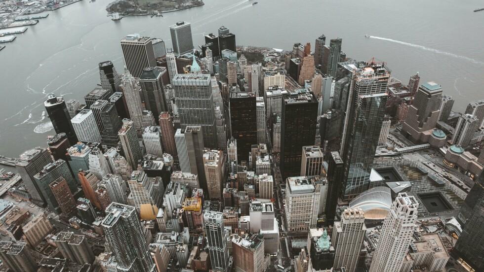 "A New York, ouverture du spectaculaire observatoire ""The Edge"""